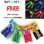 thumbnail 1 - Jump Rope Counter Adjustable For Kids Exercise Bearing Speed Skipping Fitness US
