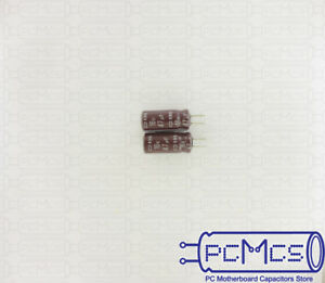 40 Pcs of Nippon ChemiCon NCC KMG Series 25V 22UF Made in Japan Capacitor 5x11
