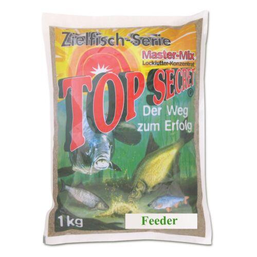 versch 3,29€//kg 1kg Sorten//Zielfische Top Secret Futterkonzentrat