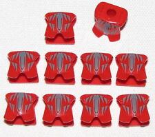 Armor Kama Cloth Leg Protection Lego White Minifigure