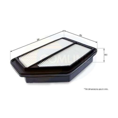 Fits HONDA CR-V MK3 Genuine Comline Filtre à air