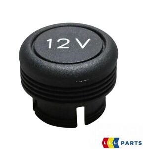NEW-GENUINE-FORD-FOCUS-C-MAX-KUGA-TRANSIT-12V-OUTLET-BLANKING-COVER-1383605