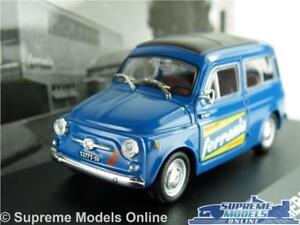 Details About Fiat 500 Giardiniera Ferrania Model Van 1 43 Scale Ixo 1964 Photo Service K8