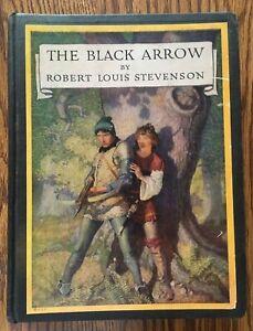 Studio Bowes Art: *N. C. WYETH* The Black Arrow by Robert