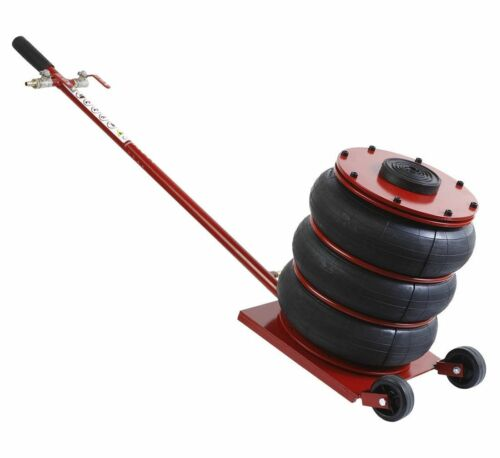 Sollevatore pneumatico portata ton.4,5 - 3 stadi - Rk-Profi