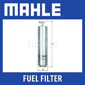 Mahle-Filtro-De-Combustible-kl736-1d-Kl-736-1d-Parte-Genuina