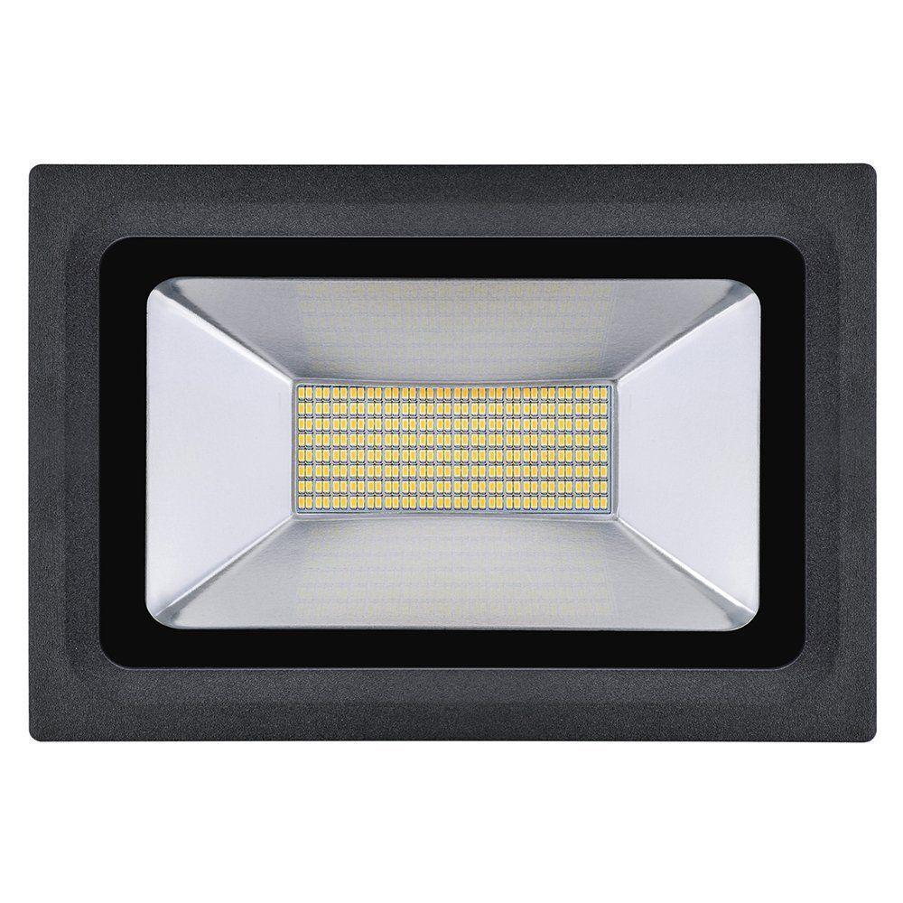 LED de luces de inundación Solla 60W Luces De Seguridad Al Aire Libre súper Brillante reflectores (F)