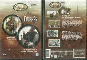 DVD-L-039-ART-DE-LA-CHASSE-GIBIERS-AU-CAMEROUN-FAISANS-EN-FRANCE-NEUF-EMBALLE