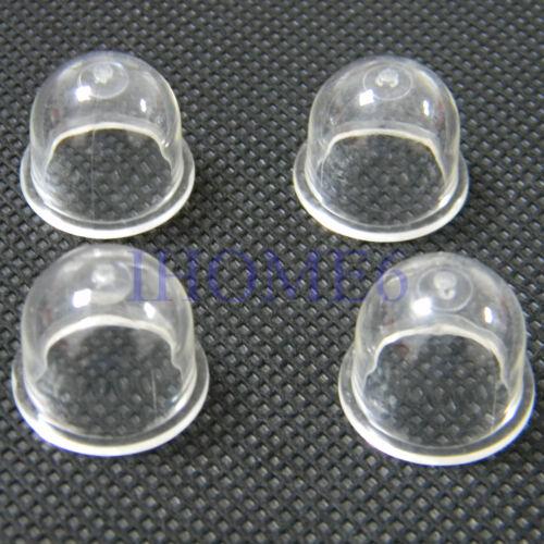4x PRIMER BULB FOR ECHO STRING TRIMMER /& LEAF BLOWER CABURETOR BULBS CAP NEW