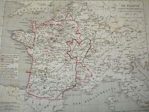 LA FRANCE fin du Règne de Charles VII après l'expulsion des Anglais 1422 à 1461 XTX85ezu-08044202-929284044