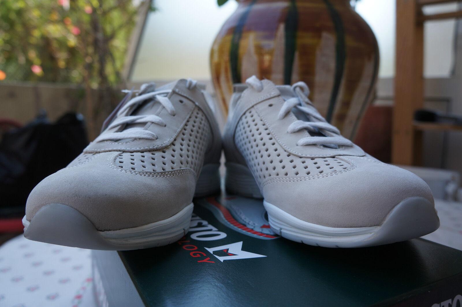 Mephisto YOANA MAYA MAYA MAYA 834 FOG, Damen Sneakers, Elfenbein , 38 EU (5  UK) 7.5 US- 281597