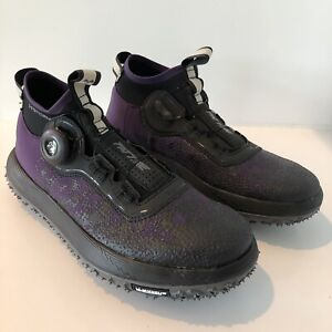 wholesale dealer 5ac25 35137 Details about New Under Armour Fat Tire 2 Trail Running Shoe UA Purple BOA  1285499-917 SZ 8