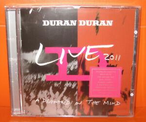 CD-DURAN-DURAN-LIVE-2011-A-DIAMOND-IN-THE-MIND-SEALED-SIGILLATO