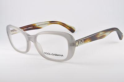 60130f84015a Dolce   Gabbana D G Eyeglasses DD 1247 2598 Transparent Matte Gray