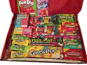 American-Candy-Sweets-Gift-Box-Hamper-Jolly-Rancher-Nerds-Warheads