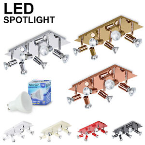 Modern-6-Way-Adjustable-LED-Ceiling-Spotlight-Fitting-Kitchen-Lights-Bulbs