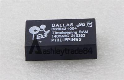 DALLAS DS1642-100 DIP-24 Nonvolatile Timekeeping RAM Chip