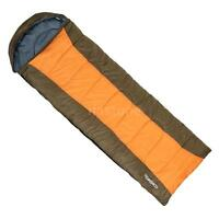Thermal Sleeping Bag 23f/-5c Outdoor Camping Travel Hiking (190+30)x75cm