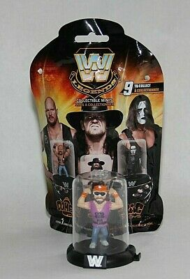 DOMEZ WWE LEGENDS COLLECTIBLE MINIS SINGLE LOOSE STONE COLD STEVE AUSTIN