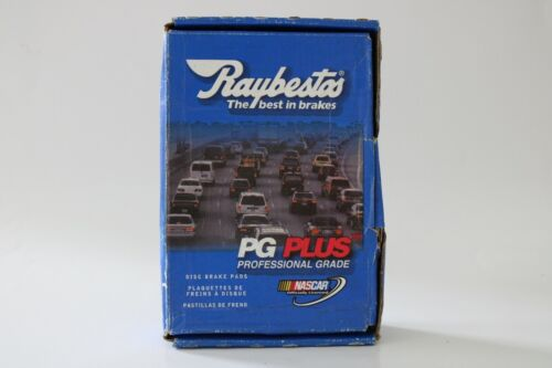 Raybestos PGD493AM Element3 Semi-Metallic Rear Disc Brake Pads
