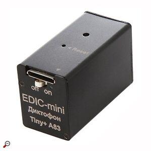 up 400 Hrs VAS Digital Recorder Edic-mini Tiny+ A83 4GB 150HQ Very Long Record
