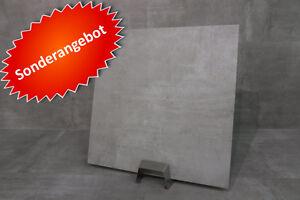 Betonoptik Grigio 70x70 Rektifiziert Kalibriert Feinsteinzeug