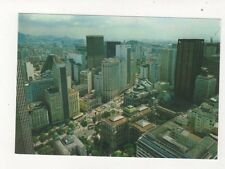 Brazil Rio De Janeiro Vista Panoramica do Centro da Cidade Postcard 773a