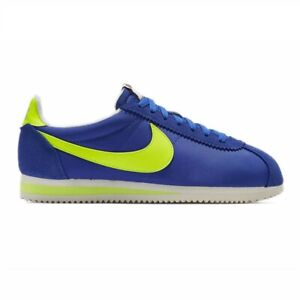 new arrival 61463 5cab9 Details about Nike Classic Cortez Nylon AW Men's Retro Vintage 844855-470  Athletics West Rare