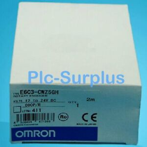 NEW-OMRON-E6C3-CWZ5GH-200P-R-One-year-warranty