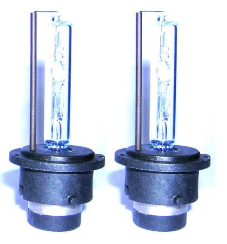 Fits BMW 1 Series E87 04-07 D2S Xenon HID Gas Discharge Headlight Bulbs Pair
