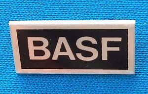 BASF Germany chemical company, logo pin badge, vintage ! | eBay