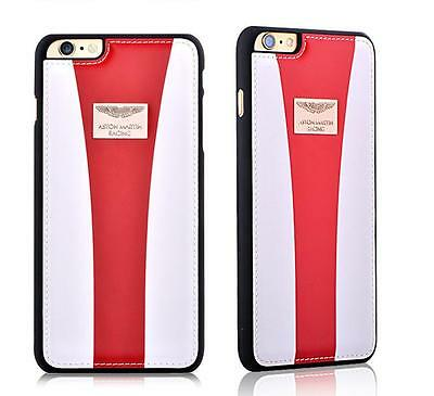 Aston Martin Racing Iphone 6 Plus 6s Plus 5 5 Leather Back Cover Case W R Ebay