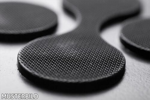 Gummi-Fußmatten+Kofferraumwanne JEEP CHEROKEE KL 2013-heute