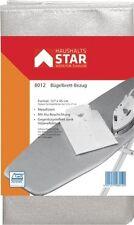 STAR Housse planche à repasser 8012 Housse repassage Coton recouvert d'aluminium