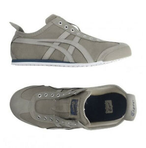 best service 9b7a5 1ddf9 Details about Onitsuka Tiger Mexico 66 Slip-On Shoes (D7G0N-9191) Casual  Sneakers Trainers