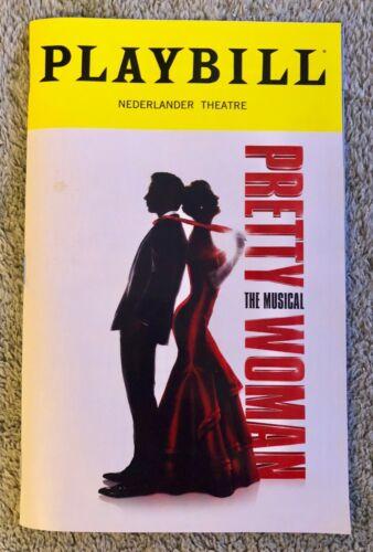 Pretty Woman *Broadway* playbill *Brand New* *Free Shipping* *Free Mini-Flyers*