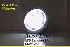 LED Landing Light for Aircraft 14/28 Volt  PAR36 GE 4509 Replacement