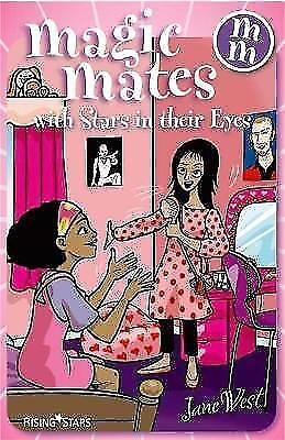 1 of 1 - New, Magic Mates Stars in Their Eyes, Jane West, Book