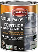 Owatrol Aluminium Paint Ra85 2.5litre