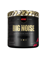 Redcon1 Big Noise Pump Formula 30 Servings Non Stimulant Pre Workout Vasodilator
