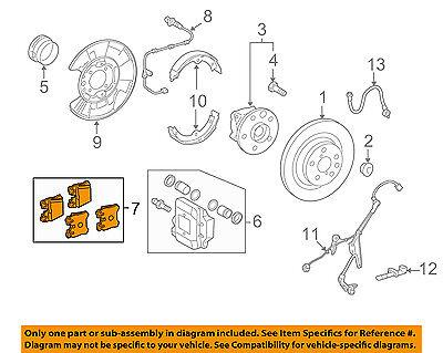 LEXUS OEM FACTORY SERPENTINE BELT TENSIONER 2007-2013 LS460
