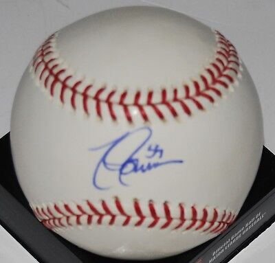 Todd Jones Signed Oml Baseball W/coa *detroit Tigers* With A Long Standing Reputation houston Astros