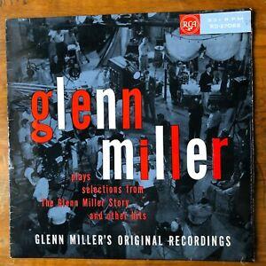 GLENN-MILLER-ORCHESTRA-STORY-HITS-EX-EX-VINYL-LP-MONO