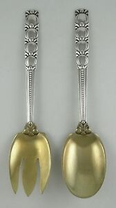 Tiffany-TOMATO-Sterling-salad-set-with-vermeil-gold-wash-1935
