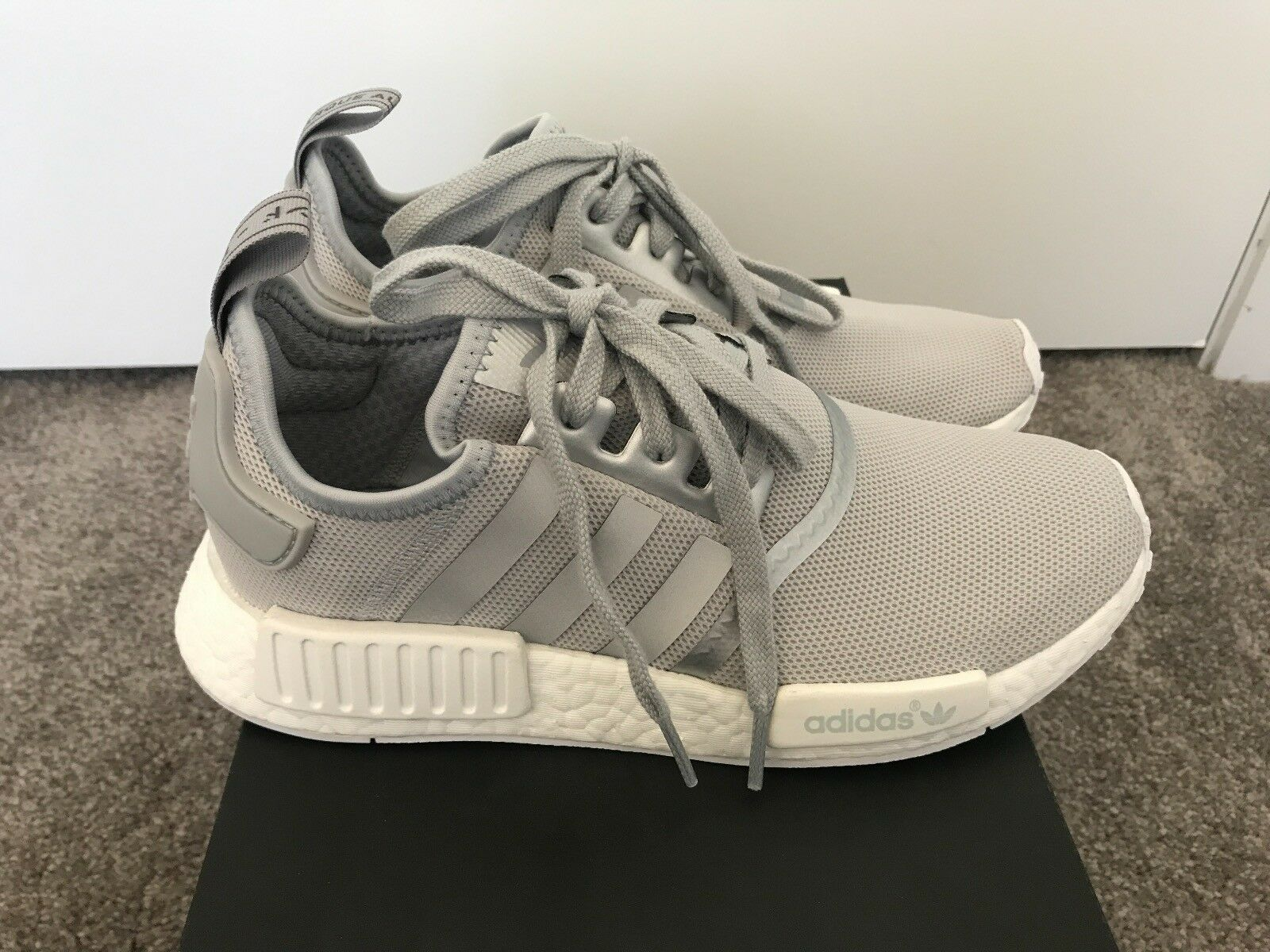 Adidas NMD_R1 Silver Grey Size / US 7 DS NEW