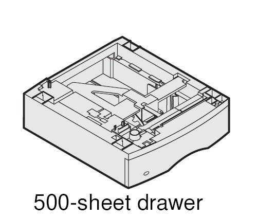 IBM 28P1983 250-Sheet Drawer Option IP1332//1352//1372