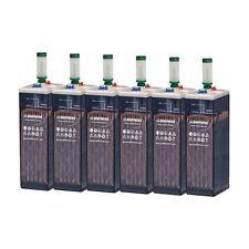 Solarbatterie Hoppecke 6 OPzS 600 (686Ah-C10 - 900Ah-C100)