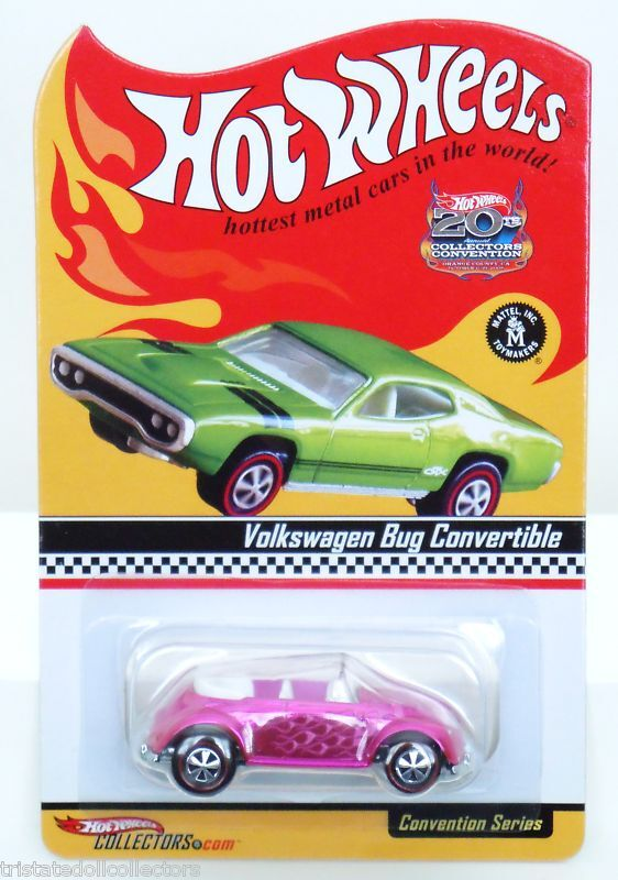 20th RLC Hot Wheels OC CONVENTIONPINK VW CONgreenMOMC