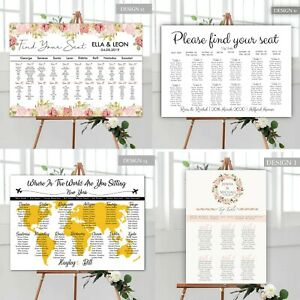 Personalised-Wedding-Seating-Plan-Planner-Table-Plans-Signs-Order-Of-The-Day