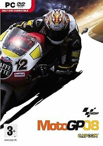 NEW SEALED Moto GP 08 PC Game Computer Motorcycle Bike Racing DVD XP/Vista 2008 5055060970492 | eBay